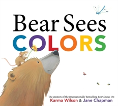 bears sees colors book