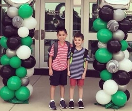 Maddox & Jaxon of Walnut Grove Elementary