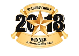 2018 Reader's Choice Winner logo