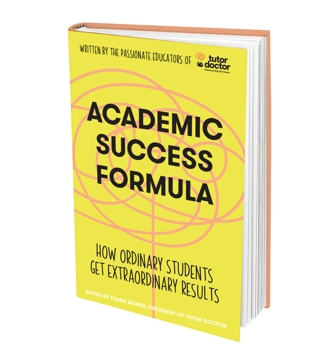 Academic Success Formula Book Cover
