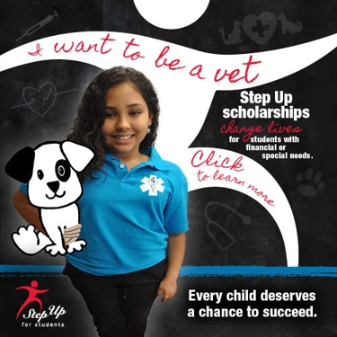 Step Up scholarships