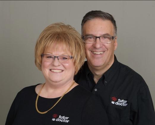 Cynthia Robinshaw and Richard Macchia, Owners