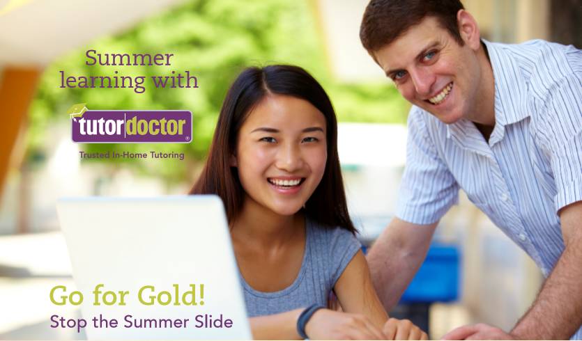 Summer Learning with Tutor Doctor Graphic