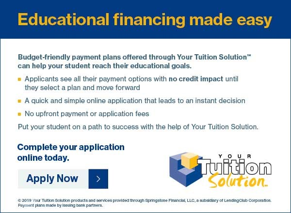 Educational financing made easy